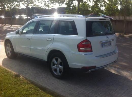 P0082 Mercedes GL blanc tras (2)