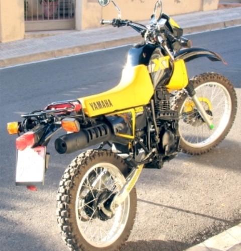 p0014 Yamaha XT350 (2)