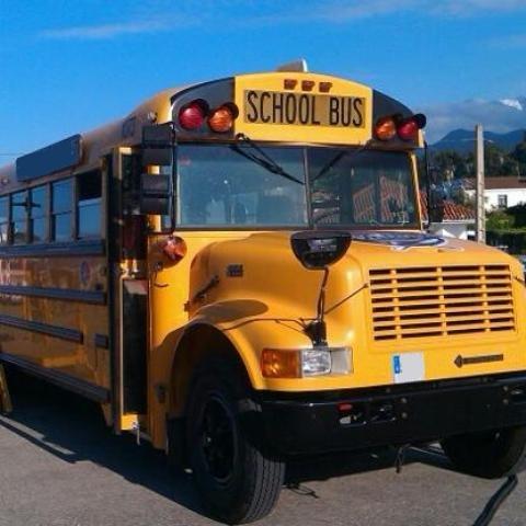 10293 School Bus front 3