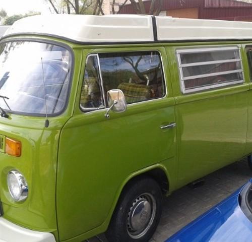 10306 vw T2 verde