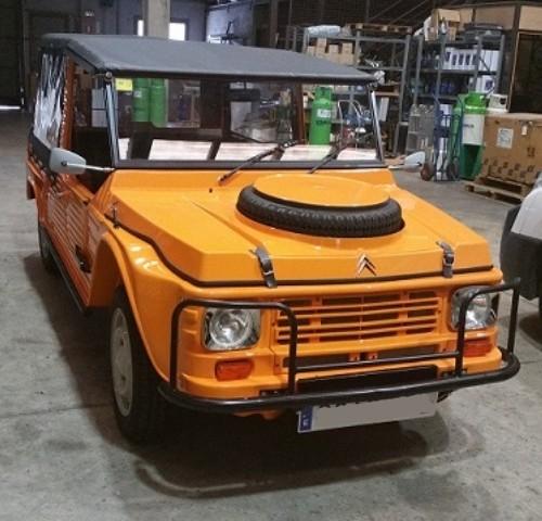 10354 Mehari naranja front