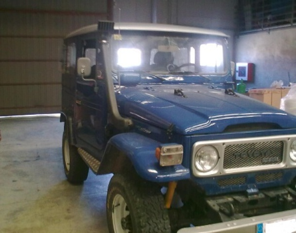 10355 Toyota BJ40  azul