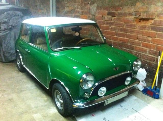 P0004 Mini mil verde