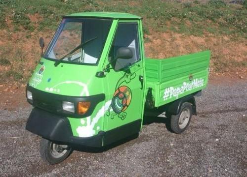 P0033 motocarro verde