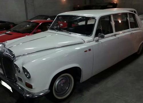 P0035 alquiler Daimler DS 420 coche lujo limusina