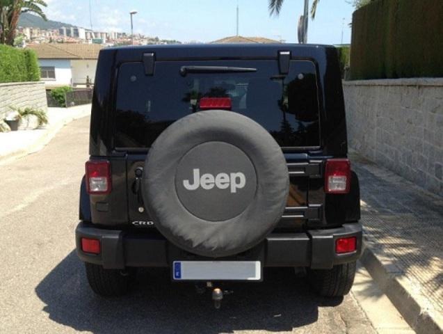 P0036 Jeep Wrangler 2.8 CRD tras