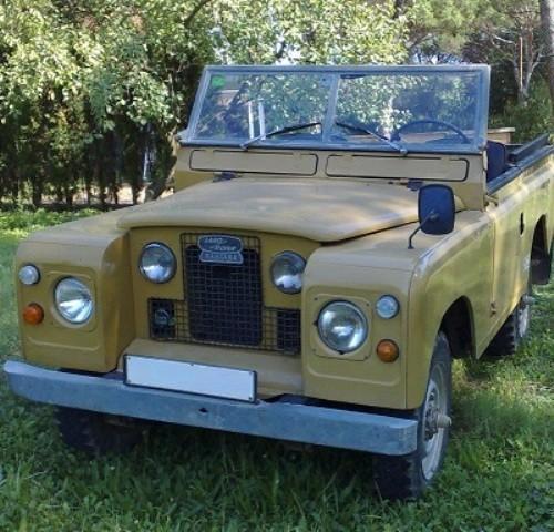 P0036 Land Rover Santana 88
