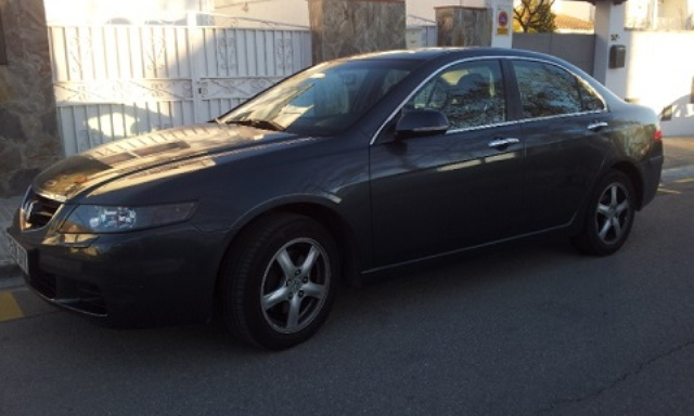 P0074 HONDA ACCORD plomo año 2004