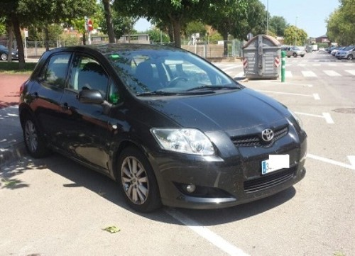 P0093 Toyota Auris