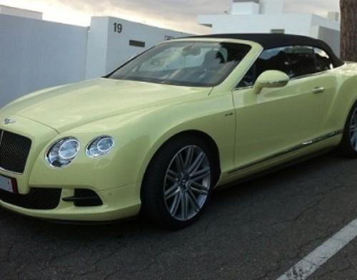 P0096 Bentley GT cabrio