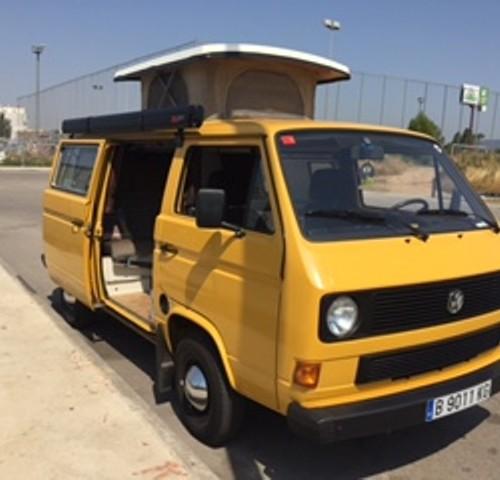 10389 vw T3 amarilla