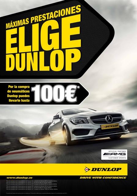 Dunlop fotografia mercedes 1