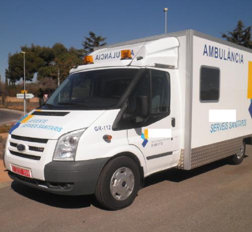 P0055 Ambulancia 112