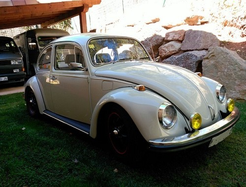 P0112 vw Beetle blanco1968