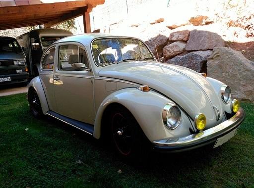 P0112 vw Beetle blanco1968