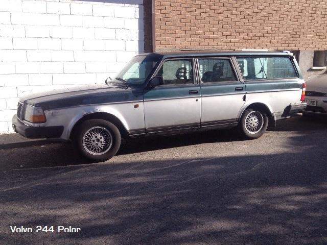 PM0106 Volvo 244 Polar