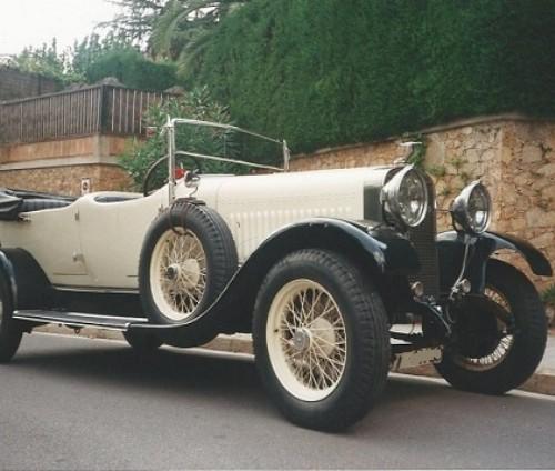10364 Hispano suiza blanco 1924