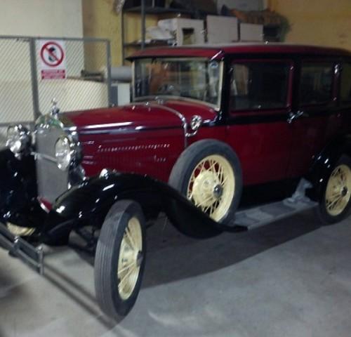 P0092 Ford A 1929 operatiu