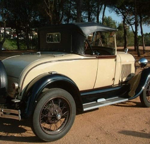 P0103 Ford A 1920