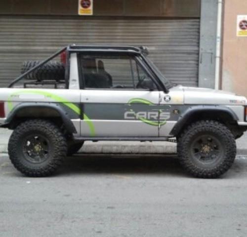 10187 Range Rover Pick Up