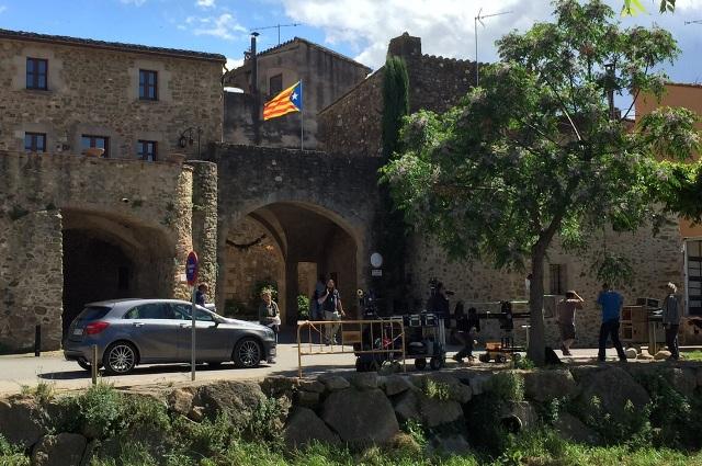 8 ocho apellidos catalanes making off vehiculos escena alquiler coche mossos esquadra tyreaction barcelona 5