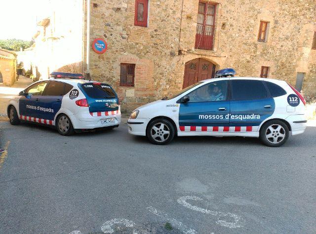 8 ocho apellidos catalanes making off vehiculos escena alquiler coche mossos esquadra tyreaction barcelona 6