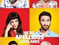 8 ocho apellidos catalanes making off vehiculos escena alquiler coche mossos esquadra tyreaction barcelona caratula