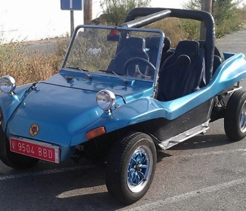 P0001 SEAT 600 BUGGY