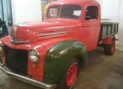P0001 camión clasico