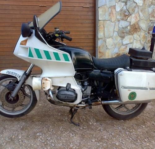 P0013 BMW R 80 RT Trafico