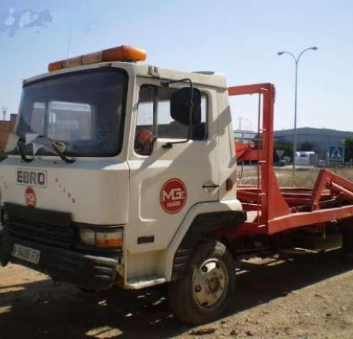 P0013 camión grúa