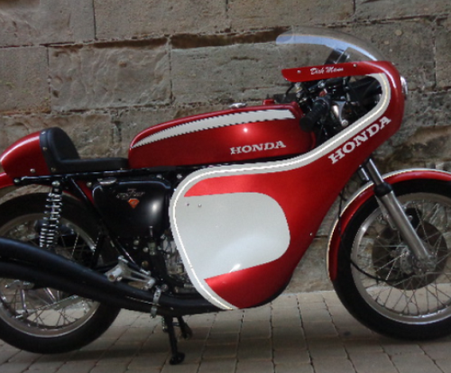 P0017 Honda Four granate