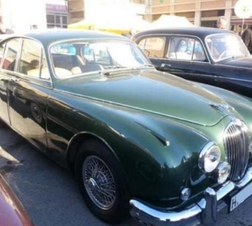 P0018 Alquiler Jaguar MK