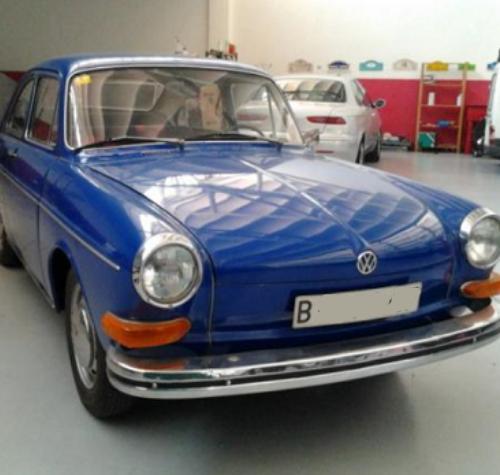 P0018 VW Fastback