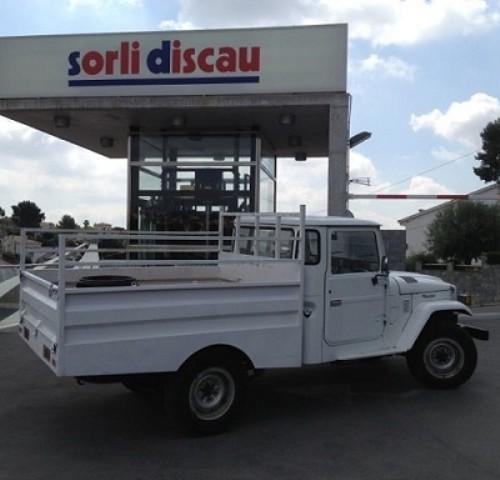 P0028 pick up blanca
