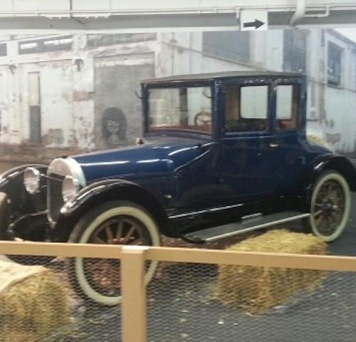 P0035 Buick Opera 1922