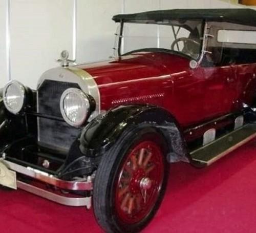 P0035 Cadillac 1922