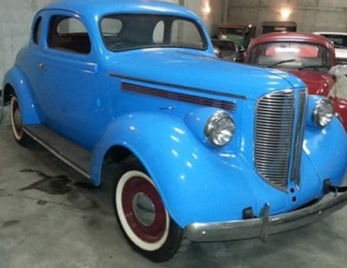 P0035 Dodge coupe 1938