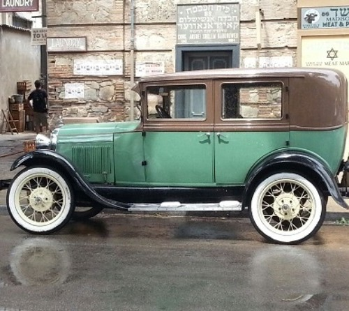 P0035 Ford A 1928