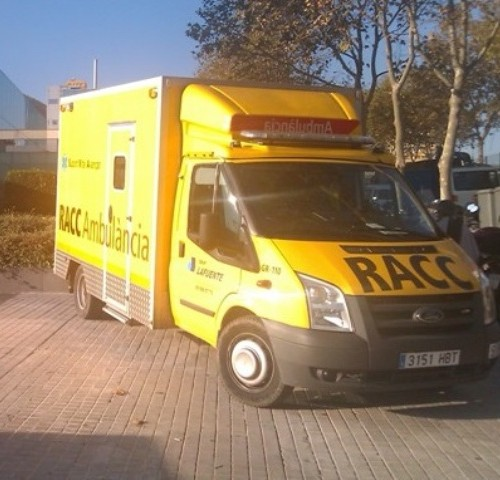 P0055 Ambulancia 6