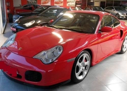 P0056 Porsche vermell