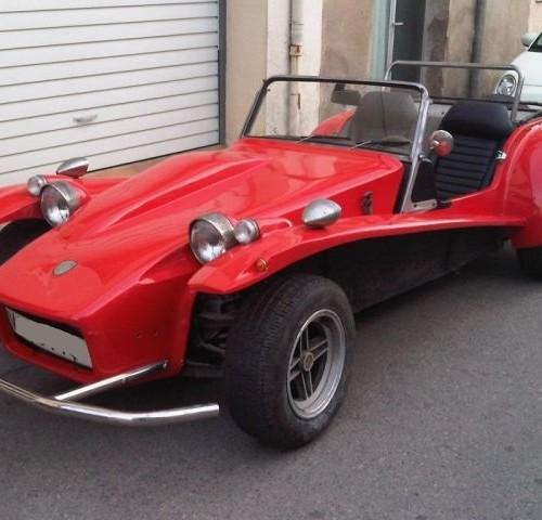 P0056 Replica Lotus Seven