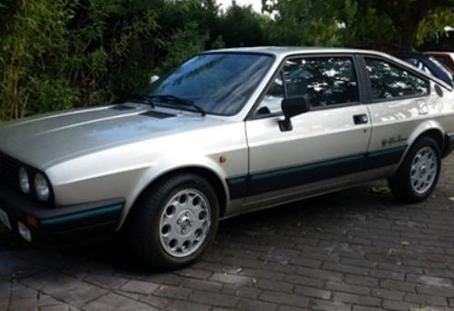 P0123 ALFA ROMEO 1500 QV 1987