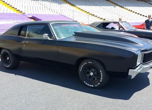 00002 Chevrolet montecarlo alquiler coches americanos muscle car barcelona