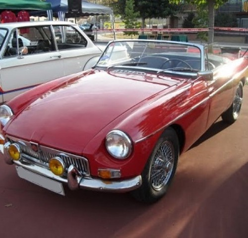 10251 MG-B cabrio rojo 1963