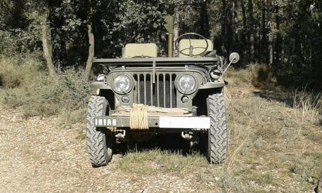 10384.1 Jeep willys militar 3