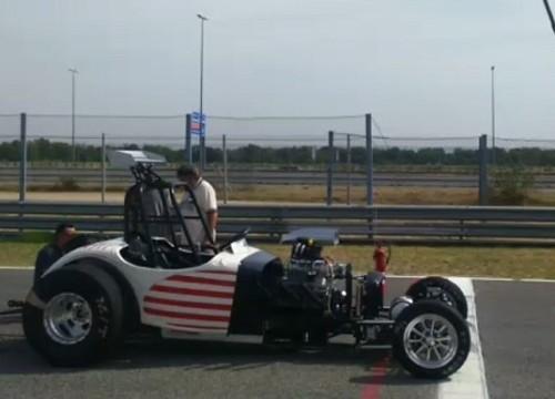 10401 Alquiler Dragster hot rod españa barcelona tyreaction vehiculos de escena