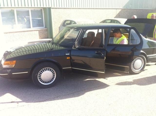 10411 Saab 900 verd lat. 2