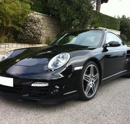 P0036 Porsche 911 (997) negro front