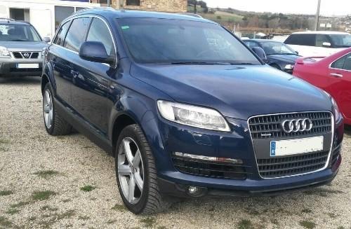 P0093 Audi Q7